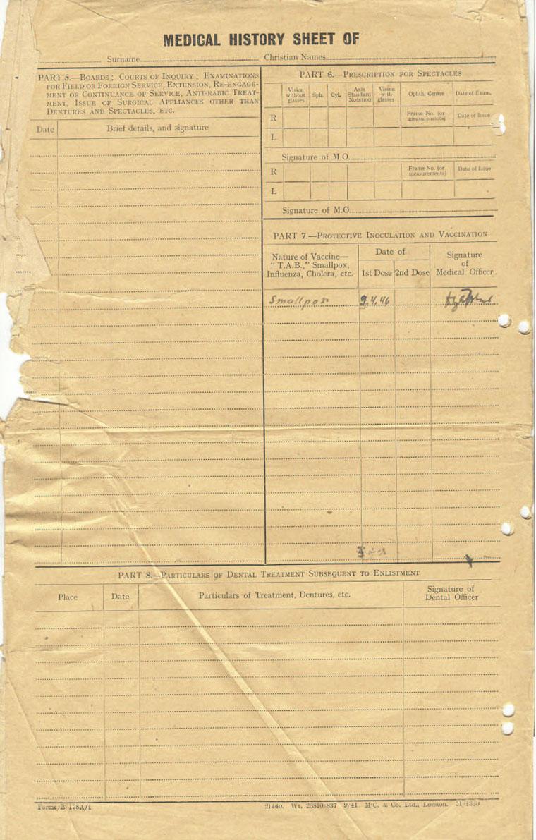 U-boat Archive - POW - Hunkirchen Documents