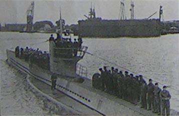 الغواصة النازية U-110..والفيلم الامريكى U-571 ..! U-110INT-D