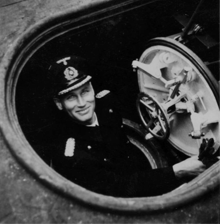 U-boat Archive - U-118 Photos