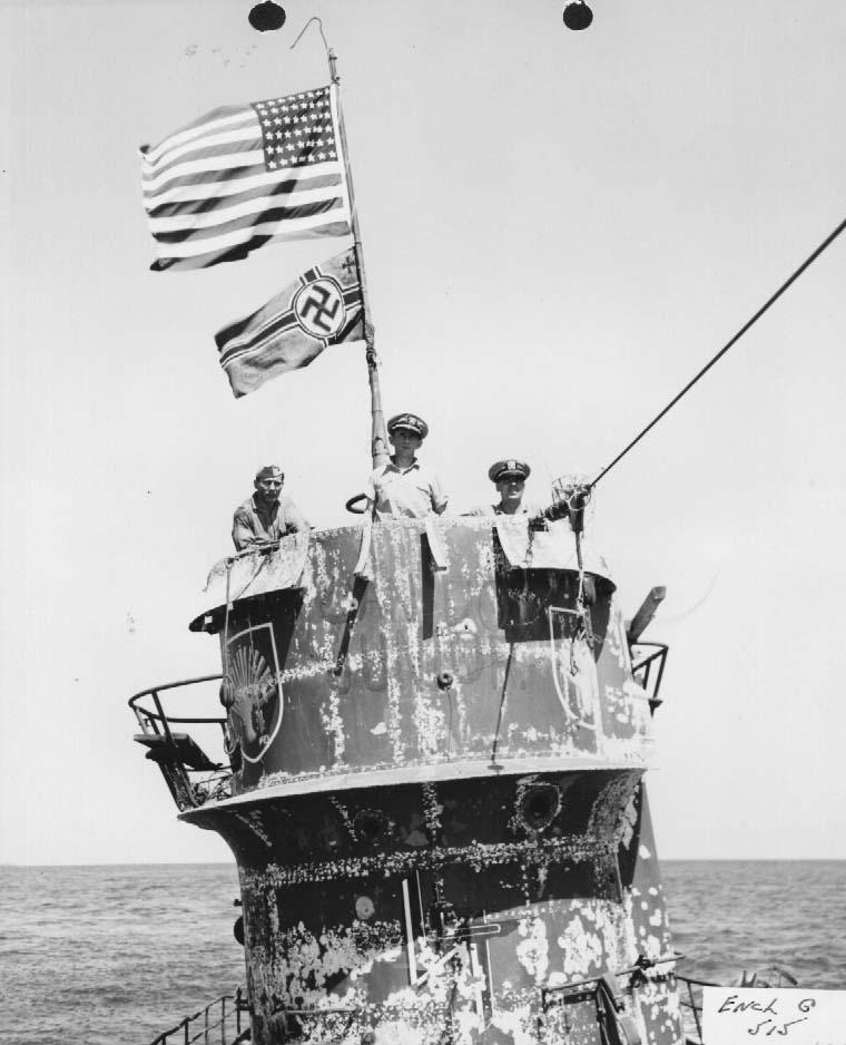 U-boat Archive - U-505 - Encl G 515